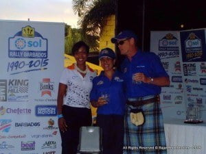 20th Greg Cozier/Natasha Farnum (Int-Hist Barbados Historic Rally Carnival/Jondel Engines Ford Escort RS), + 10:13.86