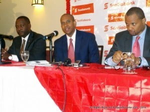 "Praising Scotiabank for its initiative in launching such a fund, the Minister said he was sure that it would be well received by the business community, while adding that it was his belief that it ""was not always just about money""."