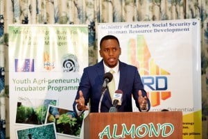 During the official launch, held at Almond Bay Caterers, Hastings, Project Coordinator, Kareem Payne said the programme was timely because it came amidst a rising cost of living and fewer job opportunities.