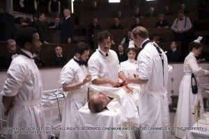 """Additionally, """"The Knick,"""" which airs on MAX in the Caribbean, received five nominations, including Outstanding Directing for a Drama Series (Steven Soderbergh)."""