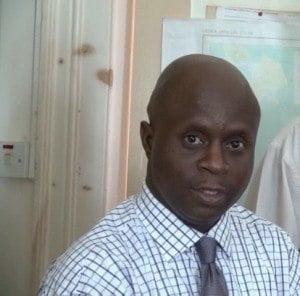 Permanent Secretary in the Premier's Ministry: Wakely Daniel