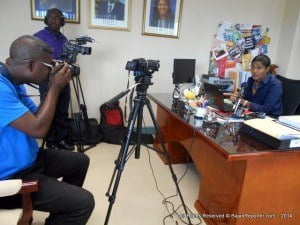 """Speaking to the media after the meetings, Minister Byer stated that it was unusual for a minister to intervene in this way without a matter first being referred to her department; however, she said """"these are unusual circumstances."""""""