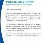 Grenada Cable Outage