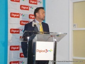 """Digicel has been at the forefront through its history in the Caribbean of supporting those that are challenged. So with great respect and humility, I also challenge and ask humbly that those that have a little here or a little there can make a contribution to our unique and special Olympians."
