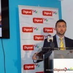 Ingle, who has a background in media, PR and communications consultancy, met with reporters at a launch for the Stay Up with Digicel summer promotion at Digicel's head office in Warrens.
