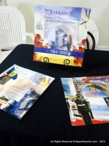 Meanwhile, the Preservation (Barbados) Foundation Trust, which is the registered charity and fundraising arm of the Task Force responsible for the preservation of Barbados' built heritage, has begun its efforts with the sale of an Independence Anniversary Calendar. The calendar will initially go on sale at the Grantley Adams International Airport to target persons leaving the island after Crop Over, but will also be offered for sale around the island.