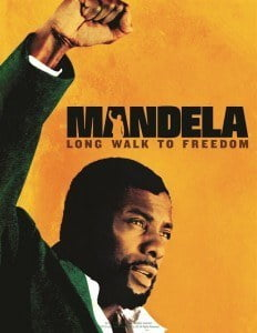 Starring Idris Elba as Mandela and Naomie Harris as Winnie Mandela, it chronicles the leader's life before becoming President of South Africa and his work to rebuild the country's once segregated society.