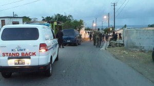 SKN Police increased random stop & searches and other security operations
