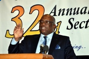 Speaking at the recently held Chamber of Industry and Commerce Gala, Dr. Harris said People's Employment Programme (PEP) in its current forum is costing the government in excess of EC$130 million.