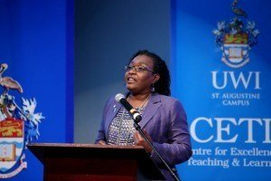 Another high point of the conference was confirmation by the Deputy Principal of The UWI St Augustine Campus, Professor Rhoda Reddock, that the campus would be increasing its services which cater to student development by launching a new Division of Student Services, on August 01, 2015.