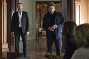 Ray is met with a life-changing opportunity when he meets billionaire media mogul Andrew Finney (Ian McShane), who seeks Ray's help managing his maladjusted children: his black sheep son Casey (Guy Burnet) and his cut-throat daughter Paige (Katie Holmes), both fighting for control of the family affairs. As Ray becomes a key player in the Finney empire, he soon discovers the heavy price associated with ascending the world of billionaires.