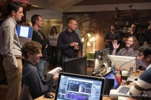 Outstanding Directing for a Comedy Series (Mike Judge) and Outstanding Writing for a Comedy Series (Alec Berg)