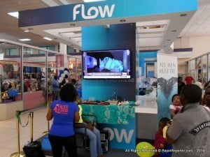 """As of August 1, 2015, theCustomer Care Center at Sky Mall, Haggatt Hall, St. Michael reaches its lifespan and resumesasa new retail store, under the brand """"Flow"""". The new retail store will offer the combine products and services from both the former Flow and LIME operations and will be the touch-point location for all of our products and services for our new, combined Company."""