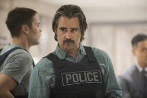 Throughout a season full of surprises, three police officers and a career criminal were caught in a web of conspiracy as a result of a murder. Colin Farrell, Rachel McAdams and Vince Vaughn star.