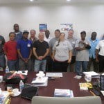 The Dealer Participant team at the recent Northern Lights Training
