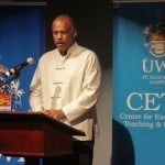 delivering  feature address vice chancellor professor sir hilary beckles