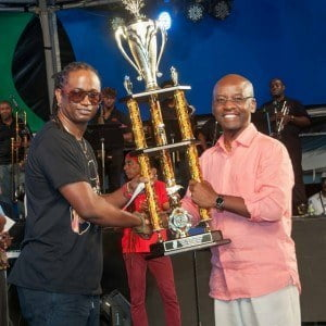 Among the prizes awarded to the recently crowned MQI/98.1 the One Sweet Soca and Party Monarchs was a trip for 2 to New York on Jet Blue valued at $3,192 each.