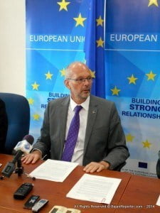 Mikael Barfod, alarmed at comments made by Sir Ronald Sanders on the CARIFORUM Economic Partnership Agreement (EPA) has issued this official reply in an effort to clear the air...