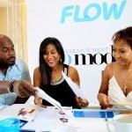 Local judges for Caribbean Next Top Model in Barbados -, Lifestyle Photographer - ARP Photography, Adrian Richards, CEO of Island Life Media Group Inc, Christine Ferreira  and Fashionista Tracy Chase deliberating during the casting call at Courtyard Marriott on the weekend.