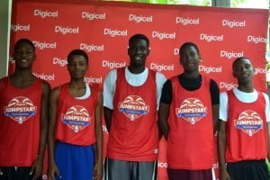 The best basketball players from across the Caribbean will participate in the inaugural Digicel Jumpstart Clinics