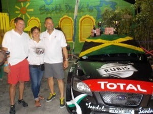 After the most competitive event in recent memory, Jamaica's Jeff Panton (Ford Focus WRC06) claimed his second win, leading an overseas lock-out of the Sol RB15 podium - only the second time since 1990 that there were no Bajans in the top three - as he beat double European Champion, Martinique's Simon Jean-Joseph, by 2.09 seconds, with the 2012 & '13 winner, former UK Rally Champion Paul Bird, third, both in Focus WRC08s.