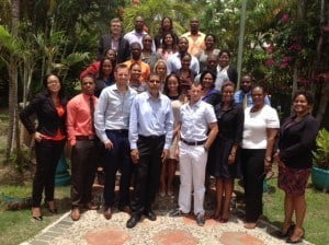 During the workshop, 22 representatives from 11 IPAs across the Caribbean region were exposed to best practices in facilitating existing investors and in key account management.