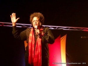 MIA AMOR MOTTLEY Q.C., M.P. Leader of the Opposition (B'dos)