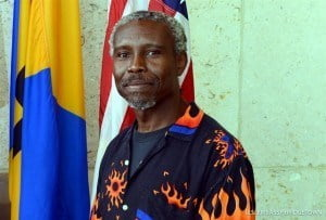 Barbadian Samuel Soyer will be traveling to the United States as the Fulbright Scholar in Residence