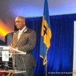 (FILE IMAGE) Freundel J. Stuart, Barbados' Prime Minister