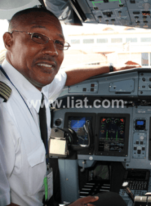 Captain Senhouse joined LIAT in April 1987. Since then he has held a number of senior positions within the company including Training Captain on the Twin Otter aircraft. He also served as Chairman of the Leeward Islands Airline Pilots Association (LIALPA).