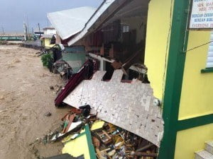 USAID is in the process of providing humanitarian assistance totaling USD $50,000 for the immediate supply of storm-related disaster relief supplies. Working through the Dominica Red Cross, USAID will provide essential relief items to citizens in nine hard-hit areas identified by the government of Dominica.