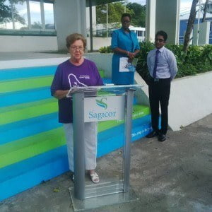 The project was funded by the Barbados Cancer Society through Globeathon Barbados to End Women's Cancer Fund. The clinic will be renamed the GynaeCancer Diagnostic Unit during an official ceremony to be held shortly.