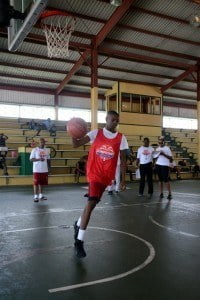 The Digicel Jumpstart Clinics sees some of the most talented players across the Caribbean learning from NBA-certified coaches techniques that will take their game to the next level.
