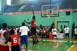 The Digicel Jumpstart Clinics seek to unearth basketball talent across the Caribbean and the players from BVI did not disappoint