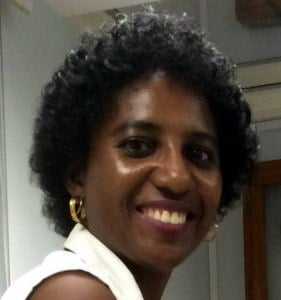 """Evans, an educator with more than two decades of experience, both locally and abroad, is also a twice published author. Her first work, a book of poetry titled """"The Song Within Me"""" was published in 1999. Her sophomore release in 2005 was the collection of poems and short stories entitled """"In the Shade of the Shak Shak""""."""