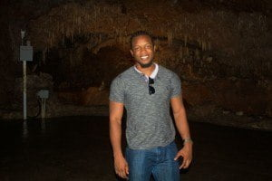 Mr. Barker was in Barbados from August 16 to 20. He has since returned to his Law studies at Carleton University, Canada.