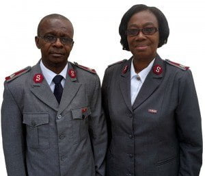 The Majors who are experienced Officers, have lived in Barbados before and come to this new responsibility, having served as Divisional Leaders in Guyana and Trinidad and Tobago before returning to Barbados one year ago as Divisional Officer for Business Administration and Divisional Officer for Women's Ministries respectively.