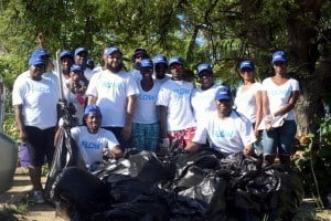 """We believe that the purpose of our business is to create wider values across our broader stakeholder group - meaning that includes every single employee to every community we touch with our services. We can only do well as a business by doing good for the people we work for and with, that is why we continue to make this annual beach clean-up an important date in our calendar as a starting point and not an end point to our Health and Safety Week,"" he added."