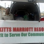 This St. Kitts hotel put out a call to action to all associates throughout the entire resort, for whatever they could give as a part of the relief efforts for neighboring island Dominica.