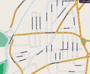 Traffic Management Plan for Tweedside Road