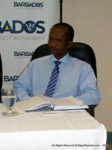 The BTPA executive not only listed the website's link, he also provided the eMail since he added the Media must also play a part in improving the feedback needed to ensure repeat visitors as a rising trend for Barbados;-