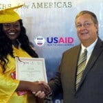 Jnievlyn Kelly of Washington Archibald High School