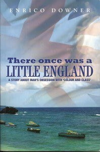 """There Once was a Little England"", Downer's second publication, brings to life the true 1950s incident of a tragic killing that few remember today. A young son of a working-class family is shot and killed while trespassing on the private property of a Caucasian farmer. The righteous outrage of the Barbadian public escalates when one of their own, a barrister of African extraction steps forward to represent the killer whose defence was that he mistakenly saw a monkey in his cross-hairs."