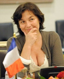 Annick Girardin, Minister of State for Development and Francophony at the French Ministry of Foreign Affairs and International Development
