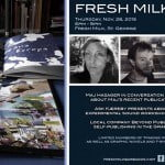 FRESH MILK XVIII Flyer