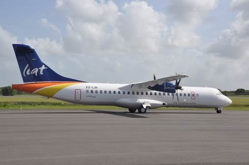 LIAT () LTD, formerly known as Leeward Islands Air Transport or LIAT, is an airline headquartered in truecup9v3.ga operates high-frequency inter-island scheduled services serving 15 destinations in the truecup9v3.ga airline's main base is VC Bird International Airport, Antigua and Barbuda, with a base at Grantley Adams International Airport, Barbados.