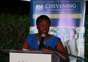 Fellow Barbadian, Shena-Ann Ince (LLM in Law, Cambridge, 2013/2014), encouraged others from the Caribbean to apply: 'The Chevening community provides an opportunity for global networking and the professional and personal benefits are endless. We are all global citizens, so seize the opportunity and your life will be richer as a result.'