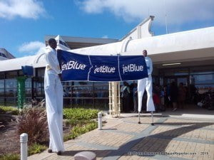 JetBlue will operate roundtrip Mint service on Saturdays between John F. Kennedy International Airport (JFK) and Grantley Adams International Airport in Barbados (BGI). As previously announced, flight will operate daily during the busy holiday travel season from December 19, 2015 and January 4, 2016. JetBlue flights are now on sale through September 6, 2016.