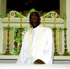 The Rev. Canon Dr. Jeffrey D. Gibson has been Rector at St. Leonard's Church for over 21 years, where he has had a record of significant pastoral service.