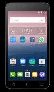 The sleek, new DL1000 smartphone with 5.5 inch HD screen launched by Digicel across its markets